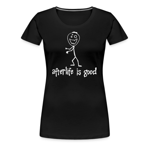 Afterlife Women's Zeek Tee - Women's Premium T-Shirt