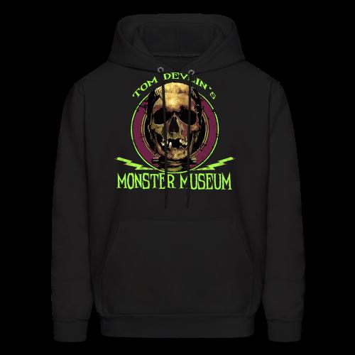 Skull Logo Hoodie - Men's Hoodie