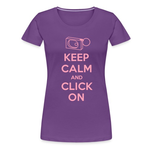 The Calm Dog Trainer - Women's Premium T-Shirt