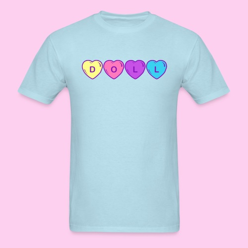 Doll Heart Tee (Mens) - Men's T-Shirt