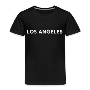 LOS ANGELES - Toddler Premium T-Shirt