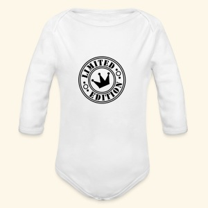 Limited Edition - Long Sleeve Baby Bodysuit