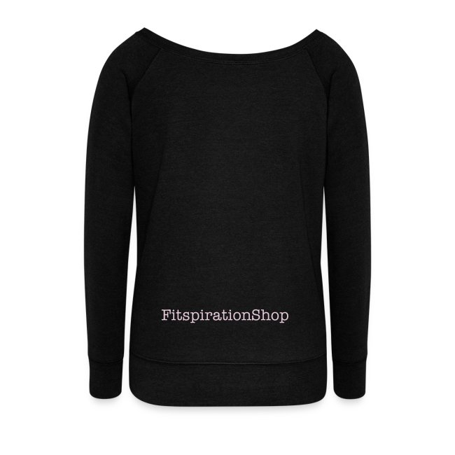 Eat, Train, Sleep, Repeat Fitspiration Slouchy Saturday Sweatshirt