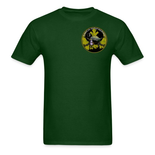 Forest Moon Pathfinders Unit crest GB in green  tee - Men's T-Shirt