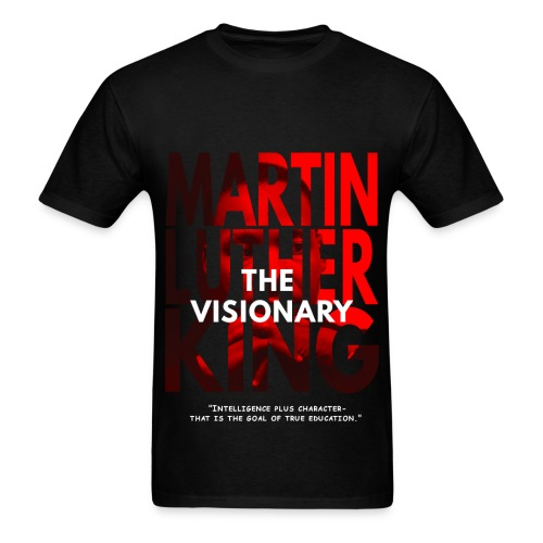 The Visionary (M) - Men's T-Shirt