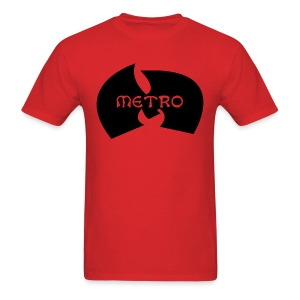 Metro Clan: RZA-tkowski Edition - Men's T-Shirt