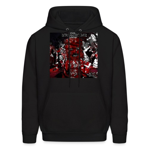 ScreamerClauz Bag Monster Hoodie - Men's Hoodie