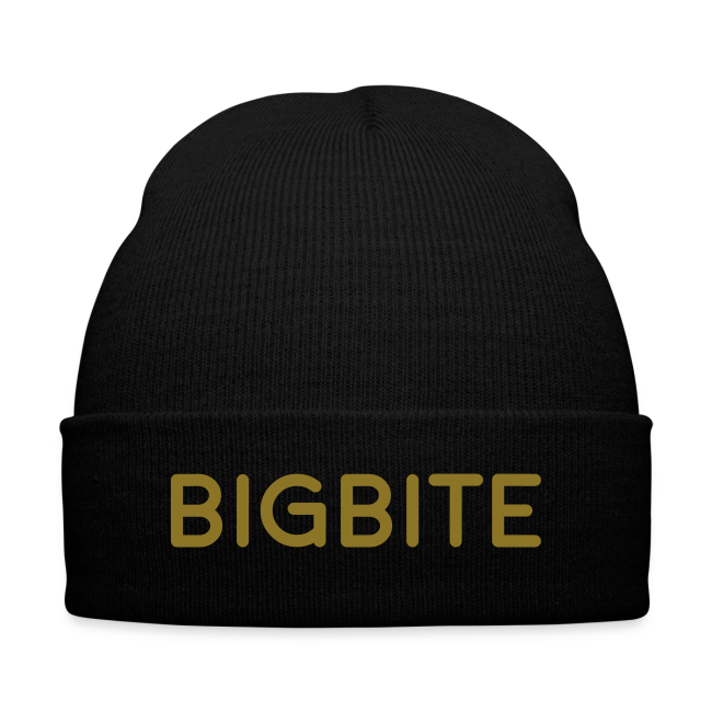 The BIGBITE Gold Collection Beanie