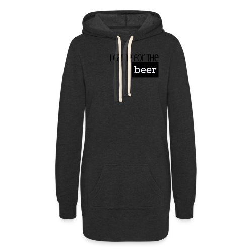 I came for the Beer_Women's Hoodie - Women's Hoodie Dress