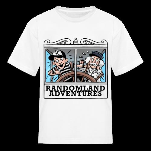 Justin & Twain Kids! - Kids' T-Shirt