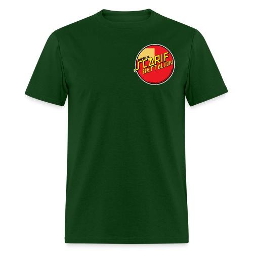 ISB men's skater tee in green - Men's T-Shirt