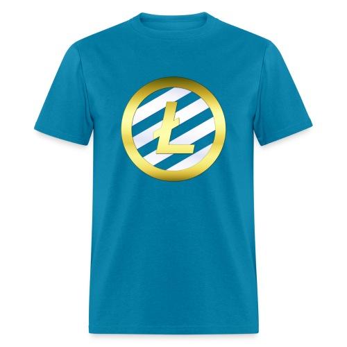 Litecoin - Men's T-Shirt
