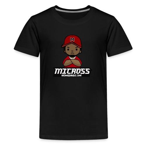 Premium Kid Micmoji T - Kids' Premium T-Shirt