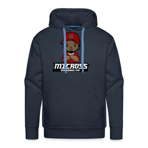 Male Micmoji Hoodie - Men's Premium Hoodie