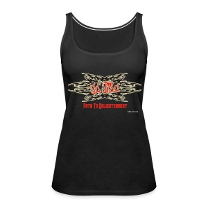 Jiu Jitsu - Path To Enlightenment Women's Tank Top - Women's Premium Tank Top