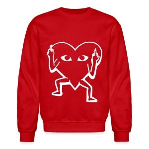 F*ck off lover boy MAX - Crewneck Sweatshirt