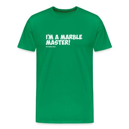 Marble master - Men's Premium T-Shirt