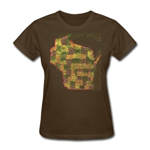 Wisconsin 1895 - Women's T-Shirt