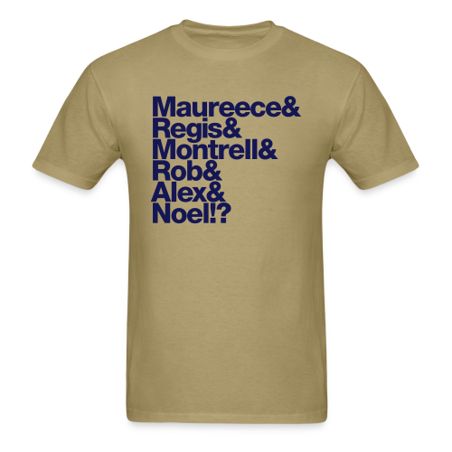 2005-2006 Backups Legacy Shirt - Men's T-Shirt