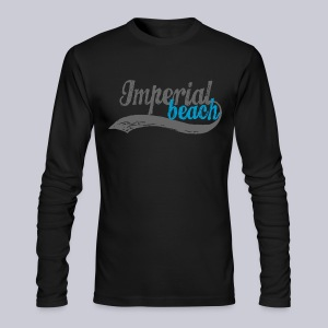 Imperial Beach - Men's Long Sleeve T-Shirt by Next Level
