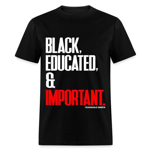 B.E.I (M) - Men's T-Shirt