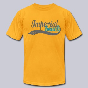 Imperial Beach - Men's T-Shirt by American Apparel