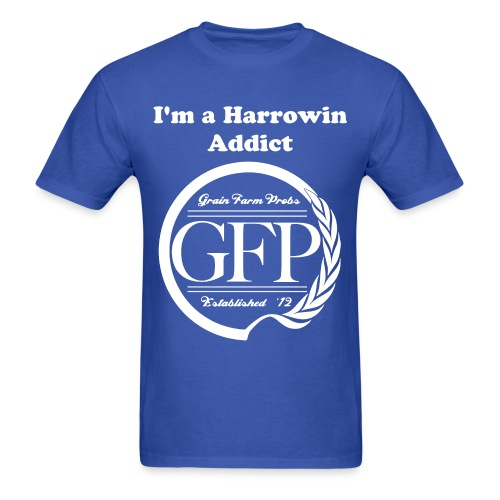 Guys harrowin - Men's T-Shirt
