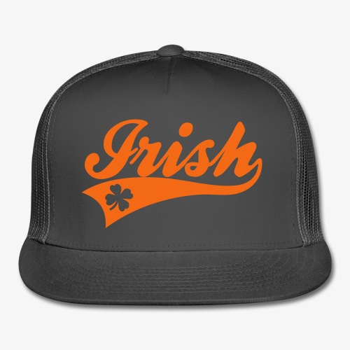 IRISH PROTESTANT TRUCKER - Trucker Cap