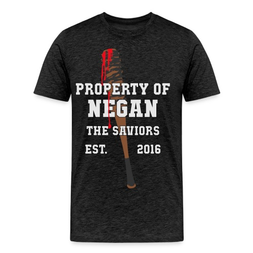 Property of Negan 2 - Men's Premium T-Shirt