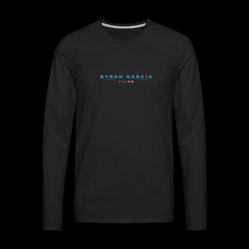 Let's Live Long Sleeve - Men's Premium Long Sleeve T-Shirt