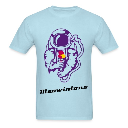 Space Meowintons - Men's T-Shirt