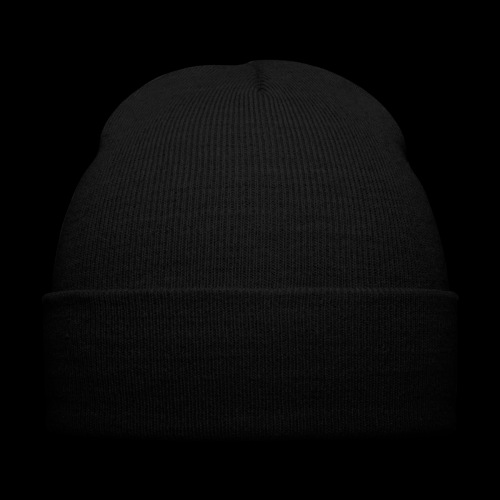 Bad Hair Day - Knit Cap with Cuff Print