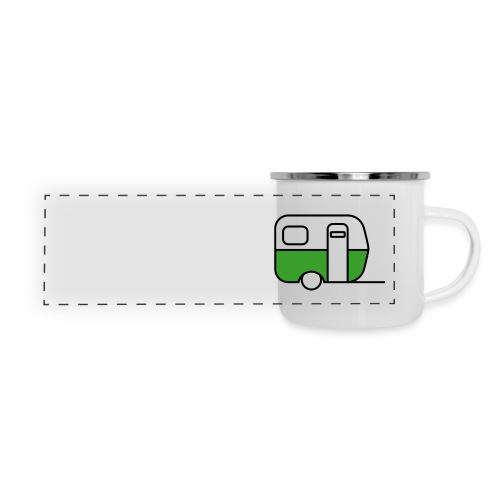 boler mug - Panoramic Camper Mug