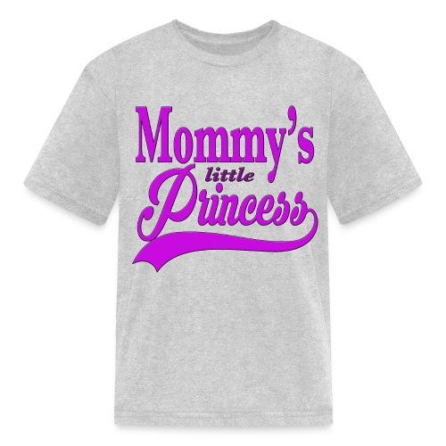 Mommy's Little Princess Kids T-Shirt - Kids' T-Shirt