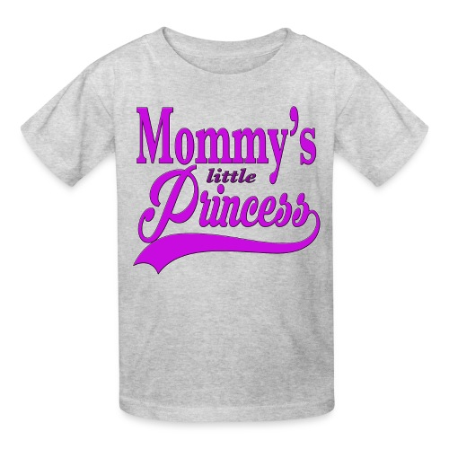 Mommy's Little Princess Kids T-Shirt - Kids' T-Shirt