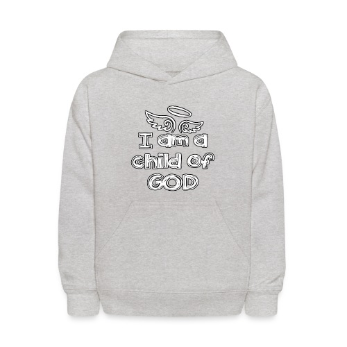 I'm a Child of God (w) Kids Hoodie - Kids' Hoodie