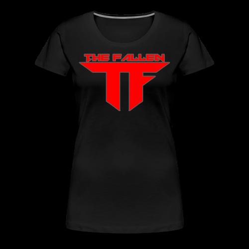 The Fallen Women's T-Shirt - Women's Premium T-Shirt