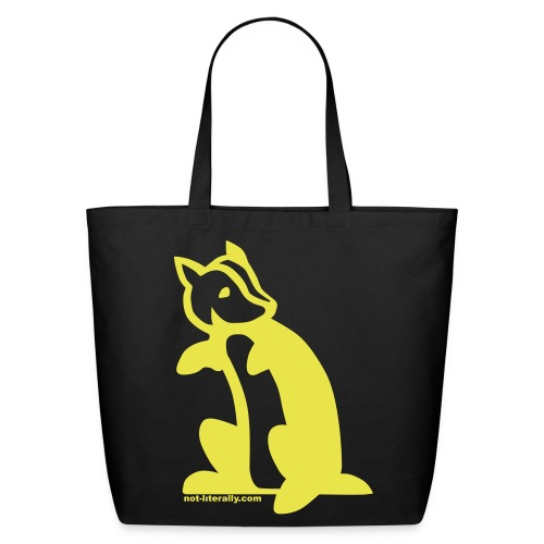 Hufflepuff Tote Bag - Eco-Friendly Cotton Tote