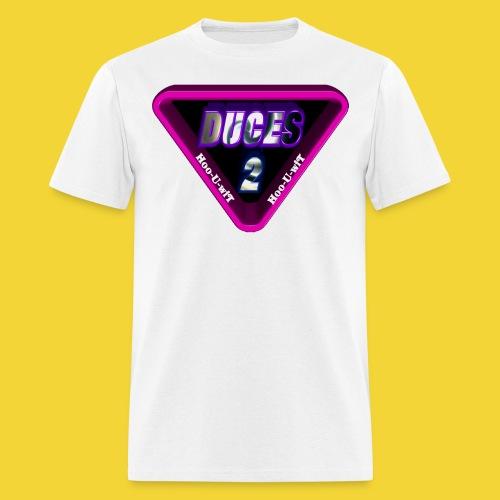 Deuces - Men's T-Shirt