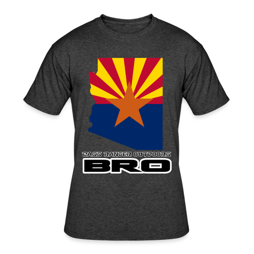 Arizona Flag - Men's 50/50 T-Shirt