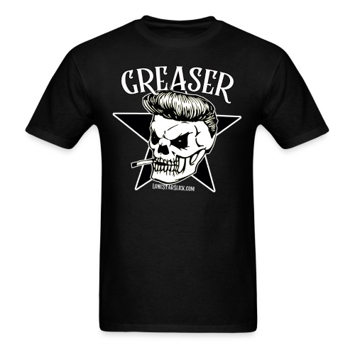 Greaser - Men's T-Shirt