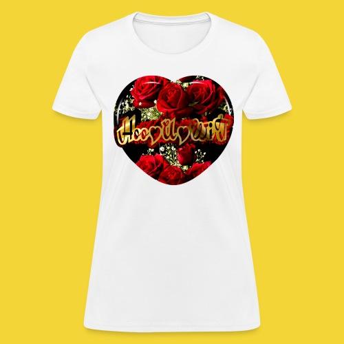 Rose Garden - Women's T-Shirt