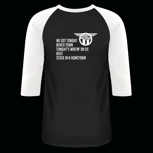 Trey Teem, Debut EP Jersey - Baseball T-Shirt