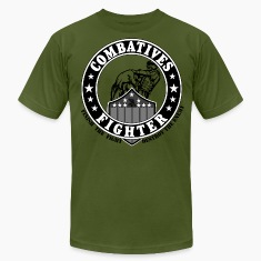Combaives Fighter Shield.png T-Shirts