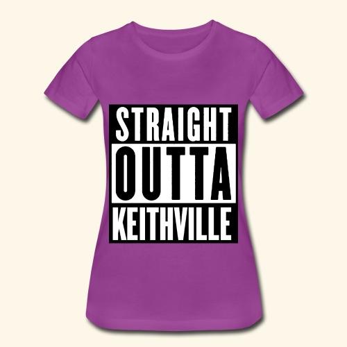 STRAIGHT OUTTA KEITHVILLE T-Shirts - Women's Premium T-Shirt