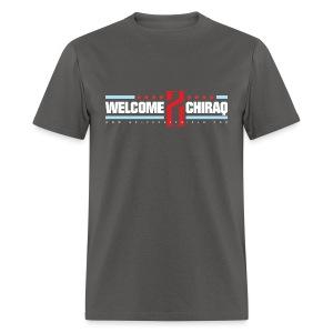 Official W2C Flag Logo T-Shirt - Men's T-Shirt