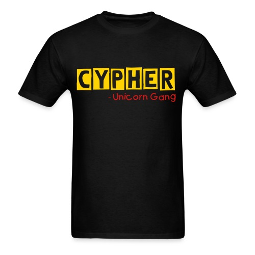 Cypher Shirt - Men's T-Shirt