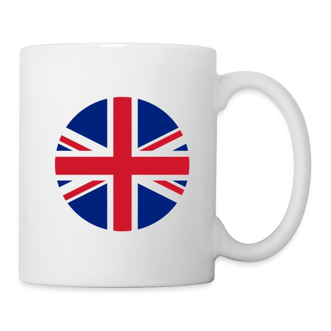 Uk Pacific Coffee Mug