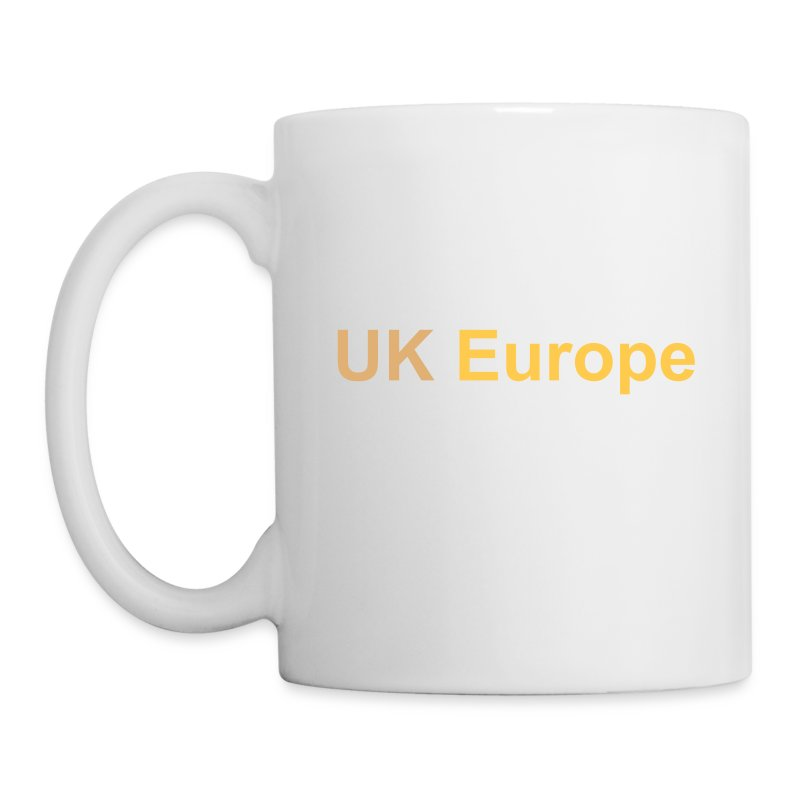 UK Europe Coffee Mug - Coffee/Tea Mug