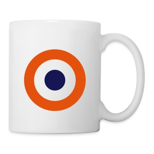 France Coffee Mug, reverse Text. - Coffee/Tea Mug